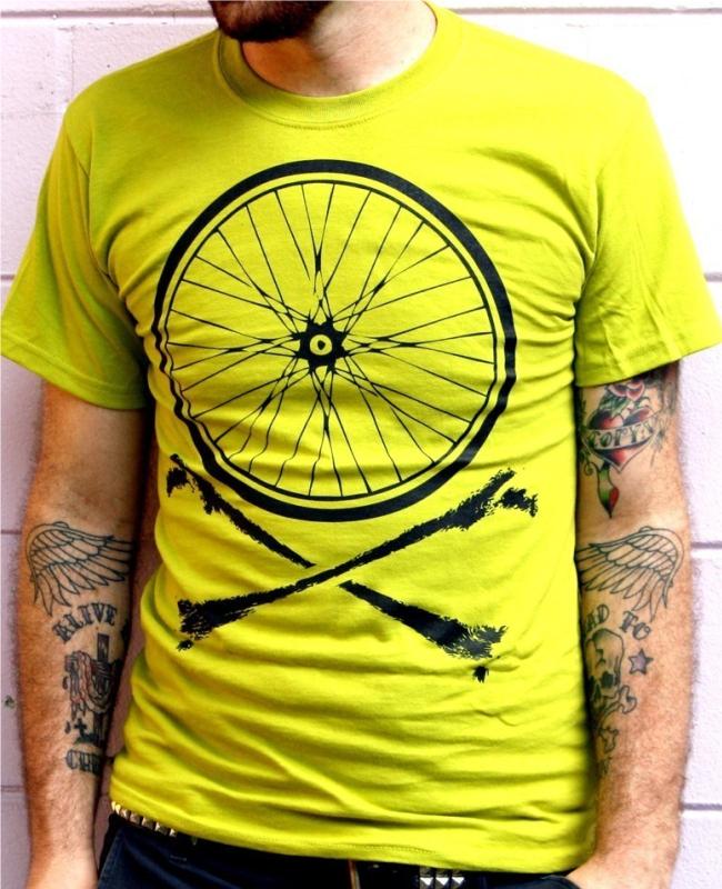Šilkografinė spauda ant marškinėlių 6