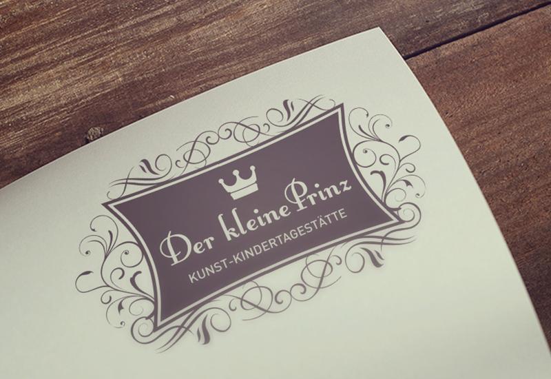 7natos logotipų kūrimas darželis der kleine prinz