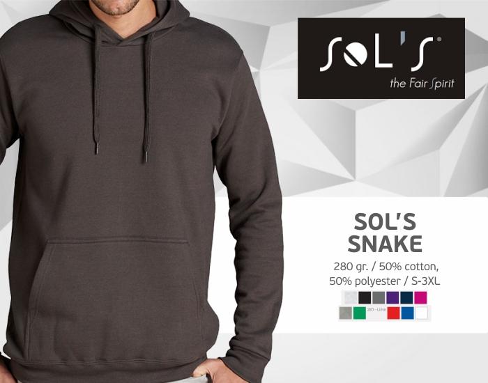 džemperiai sols snake, džemperiai su spauda, bliuzonai su spaudu, džemperiai su logotipu, medvilniniai džemperiai, medvilniniai bliuzonai 7natos.lt, marskineliai.lt,