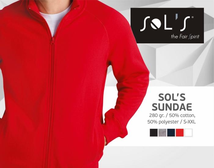 džemperiai sols sundae, džemperiai su spauda, bliuzonai su spaudu, džemperiai su logotipu, medvilniniai džemperiai, medvilniniai bliuzonai 7natos.lt, marskineliai.lt,