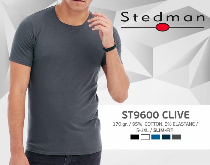 marškinėliai stedman-st9600, marškinėliai su spaudu, marškinėliai su logotipu, medvilniniai marškinėliai, 7natos.lt, marskineliai.lt,