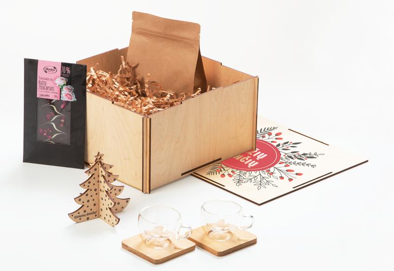 kalėdinė dovana verslui, kalėdinis rinkinys, pagrindine nuotrauka