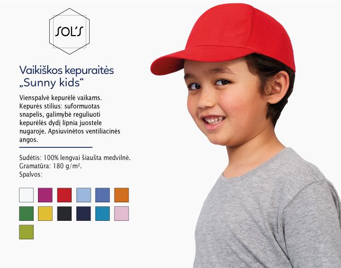 vaikiška kepurėlė, vaikiškos kepurės, vaikiškos kepurės vasarai, kepurės su spauda